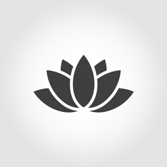 Ansicht Lotusbluete